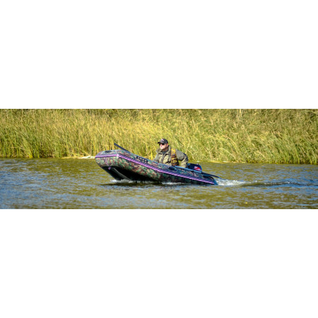Надувная моторная лодка ARGO АМ-450K (Элитная, ПВХ)