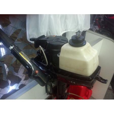 Лодочный мотор Parsun T2.6С BMS (2.6 л.с. короткий дейдвуд, двухтактный)
