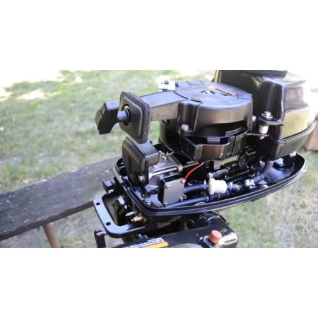 Лодочный мотор Parsun ТC5.8 BMS (5.8 л.с. короткий дейдвуд, двухтактный)