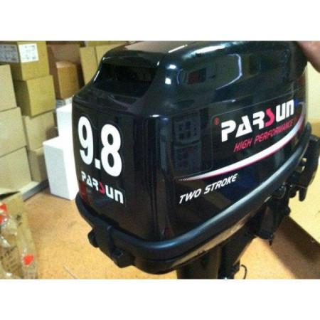 Лодочный мотор Parsun T9.8 BMS (9.8 л.с. короткий дейдвуд, винт 10``, двухтактный)