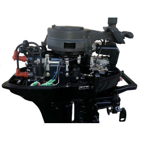 Лодочный мотор Parsun T15 BMS (15 л.с. короткий дейдвуд, винт 10``, двухтактный)