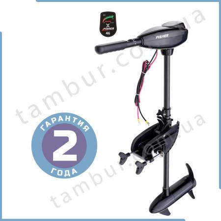 Лодочный электромотор для троллинга Fisher 46