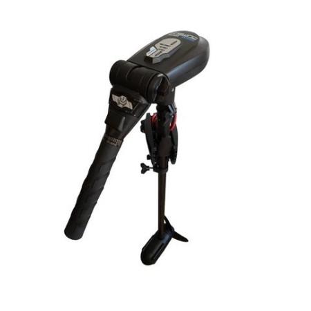 Лодочный электромотор для троллинга  Haswing Protruar 2.0 85 lbs черный 24В безщеточный