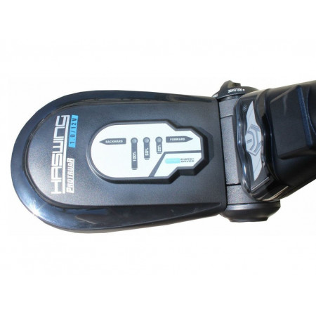 Лодочный электромотор для троллинга  Haswing Protruar 3.0 110 lbs черный 24В безщеточный