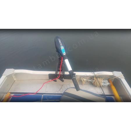 Лодочный электромотор для троллинга Haswing Protruar G 3 л.с. 110lbs 24В безщеточный