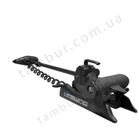 Лодочный электромотор для троллинга Haswing Cayman B 55Lbs черный 12В
