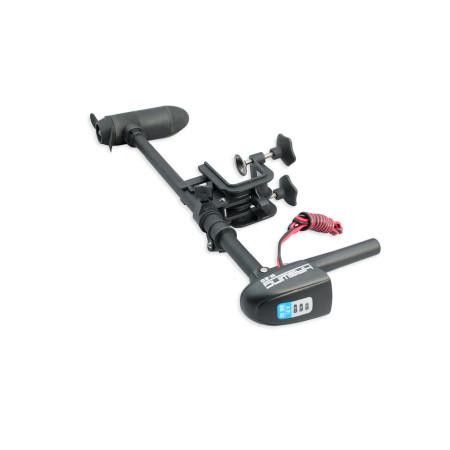 Лодочный электромотор для троллинга Haswing 50735 W-20  20lbs + agm Haswing 30Ah