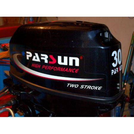 Лодочный мотор Parsun ТР30 BMS (30 л.с., ВОДОМЕТ)