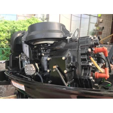 Лодочный мотор Parsun T40J BMS  (40 л.с. короткий дейдвуд, румпель, цифровое зажигание)