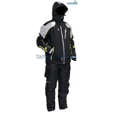 Демисезонный костюм Norfin Verity Black (рыбалка, охота, туризм)