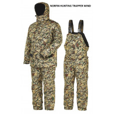 Костюм зимний  Norfin HUNTING TRAPPER WIND  -20°