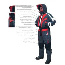 Костюм поплавок Seafox Crossflow Pro Semi -20°C (плавающий костюм)